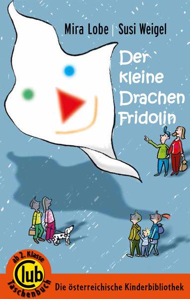 Der kleine Drachen Frdolin - Coverbild