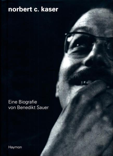 Norbert C. Kaser. - Coverbild