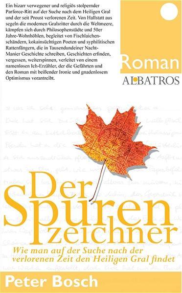 Der Spurenzeichner - Coverbild