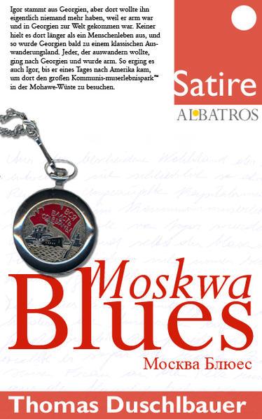 Moskwa Blues - Coverbild