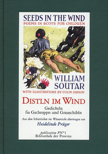 Distln im Wind /Seeds in the Wind - Coverbild
