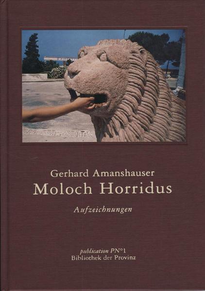 Moloch Horridus - Coverbild