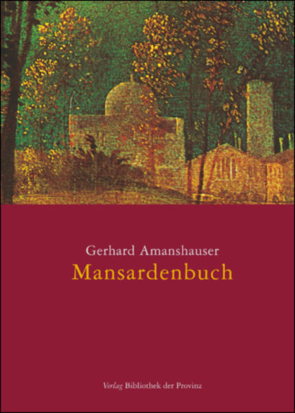 Mansardenbuch - Coverbild