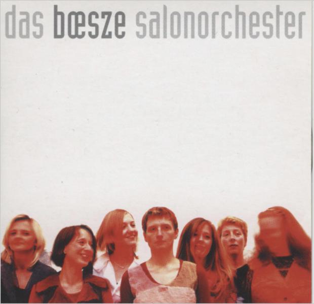 Das bösze Salonorchester, Widerstand - Coverbild