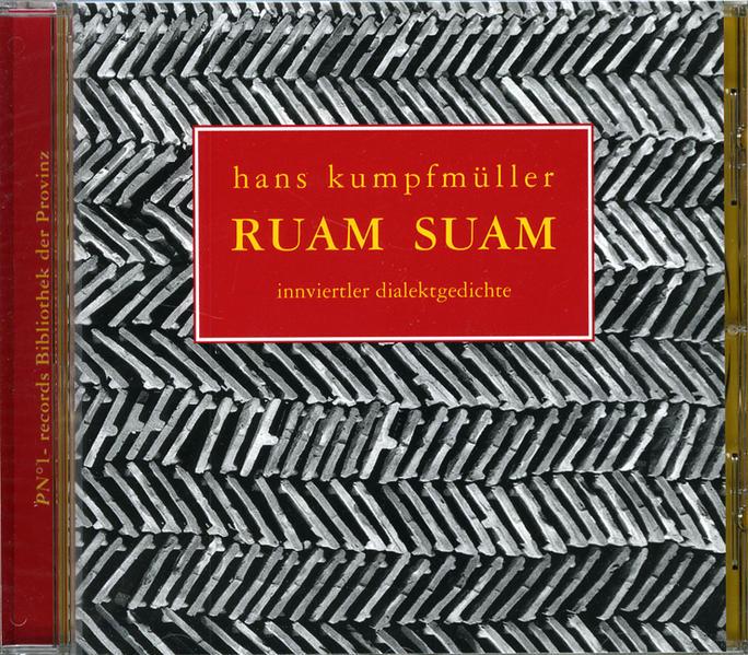 Ruam Suam Innviertler Dialektgedichte - Coverbild