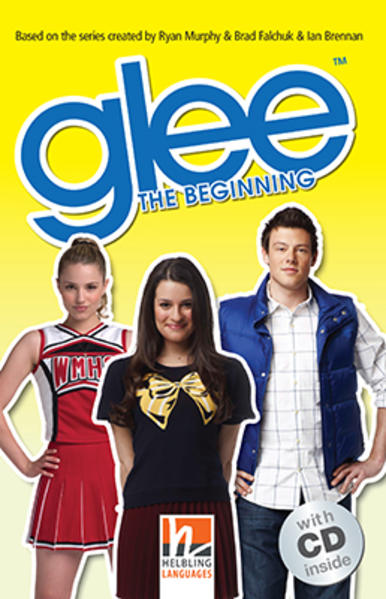 Glee, mit 1 Audio-CD - Coverbild