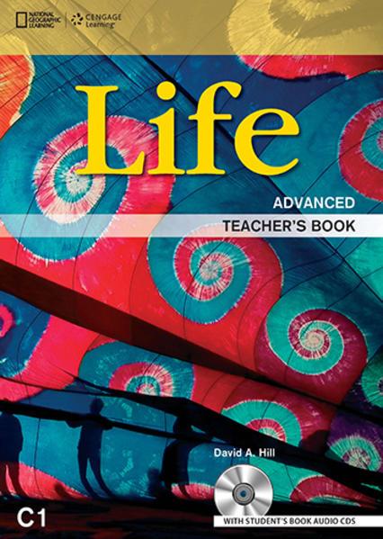 Life Advanced Teacher's Book - Coverbild