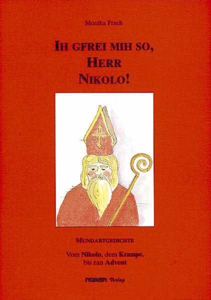 Ih gfrei mih so, Herr Nikolo! - Coverbild