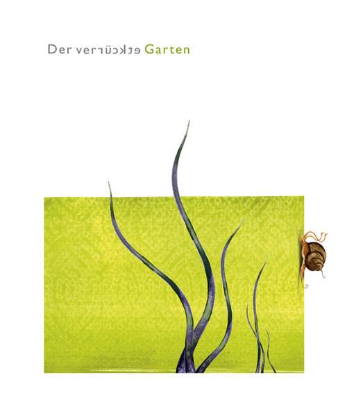 Der verrückte Garten - Coverbild