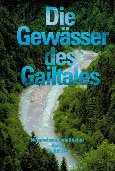 Die Gewässer des Gailtales - Coverbild