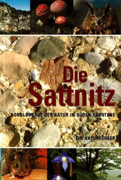 Die Sattnitz - Ein Naturführer - Coverbild