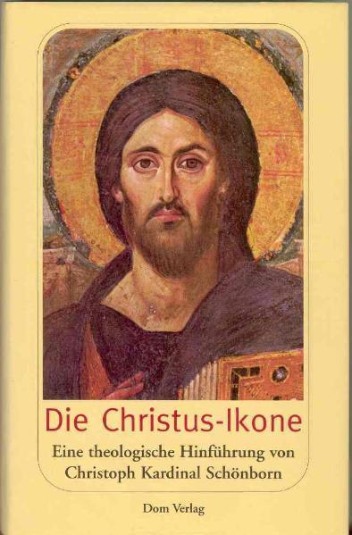 Die Christus-Ikone - Coverbild