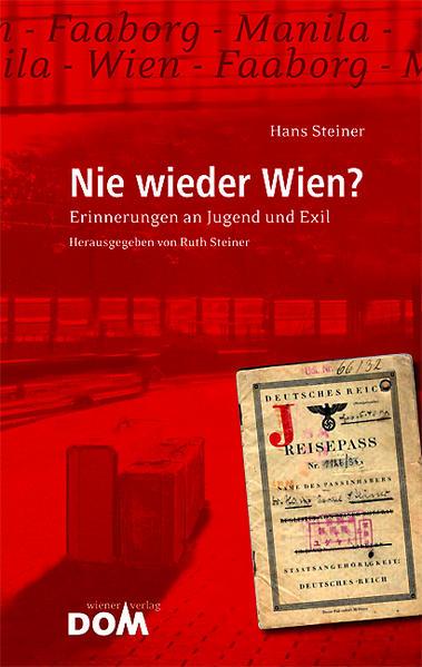 Nie wieder Wien? - Coverbild