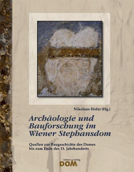 Archäologie und Bauforschung im Wiener Stephansdom - Coverbild