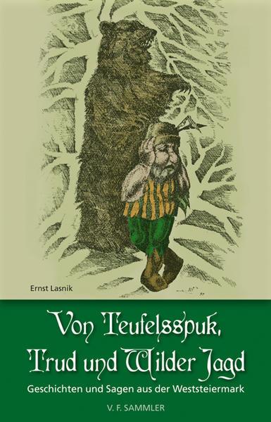 Von Teufelsspuk, Trud und Wilder Jagd - Coverbild