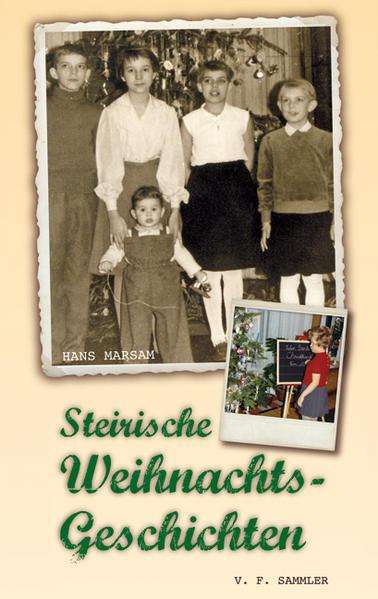 Steirische Weihnachtsgeschichten - Coverbild