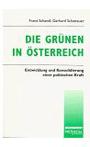 Die Grünen in Österreich Epub Free Herunterladen