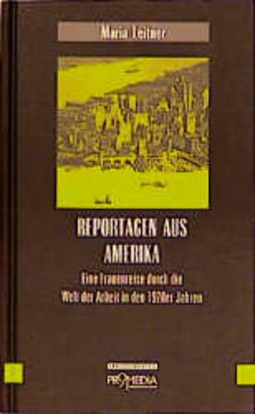 Reportagen aus Amerika - Coverbild