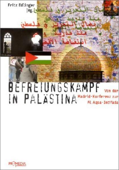 Befreiungskampf in Palästina - Coverbild