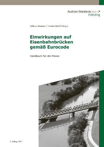 Einwirkungen auf Eisenbahnbrücken gemäß Eurocode - Coverbild