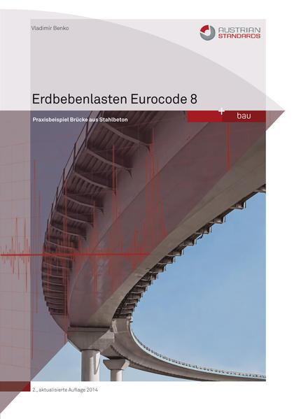 Erdbebenlasten - Eurocode 8 - Coverbild