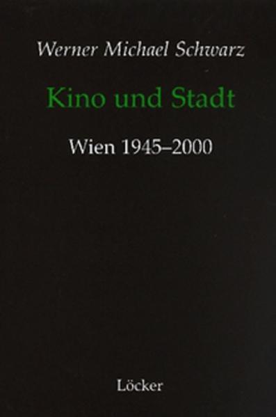 Kino und Stadt - Coverbild