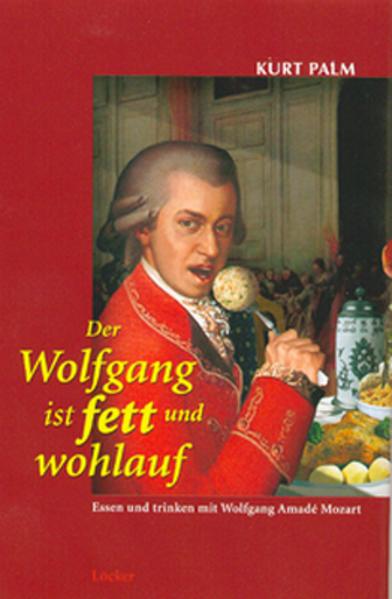 Der Wolfgang ist fett und wohlauf - Coverbild