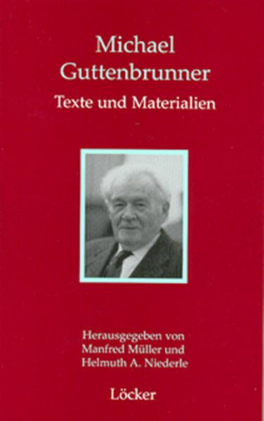 Michael Guttenbrunner - Coverbild