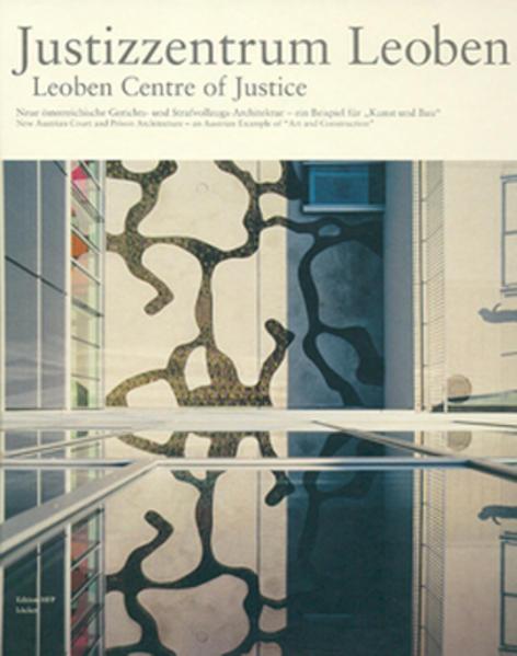 Justizzentrum Leoben - Coverbild