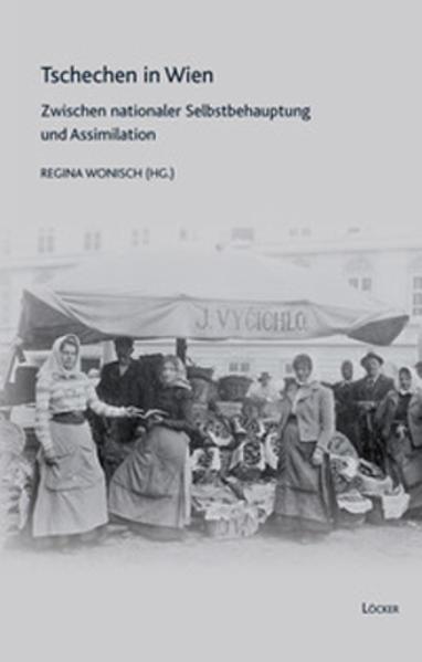 Tschechen in Wien - Coverbild