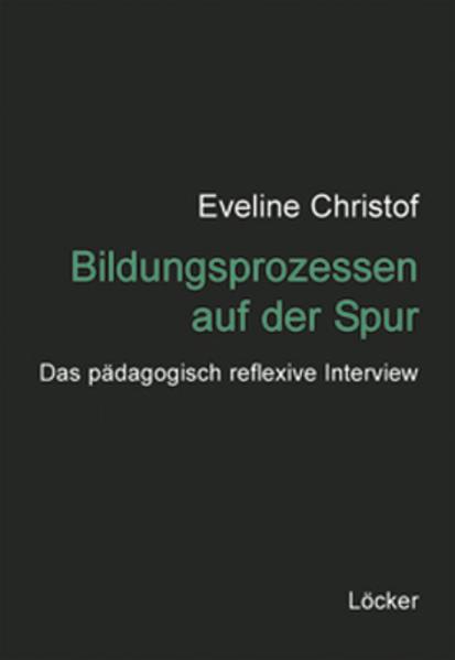 Bildungsprozessen auf der Spur - Coverbild