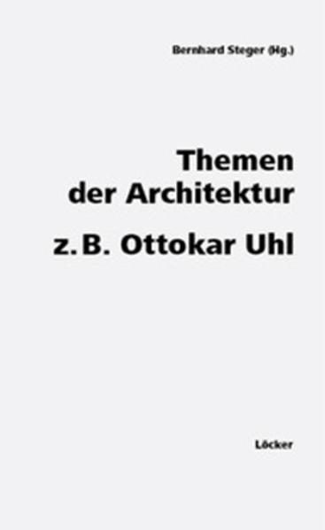 Themen der Architektur - Coverbild