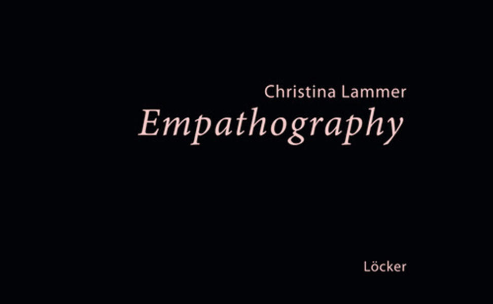 Empathography - Coverbild