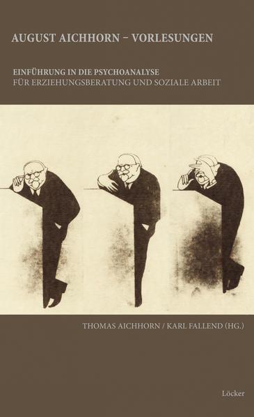 August Aichhorn - Vorlesungen zur Einführung in die Psychoanalyse - Coverbild