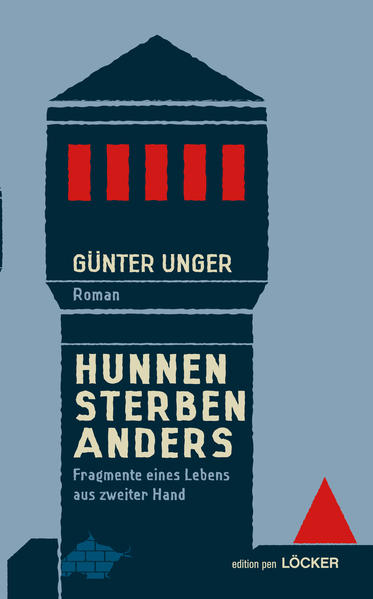 Hunnen sterben anders - Coverbild