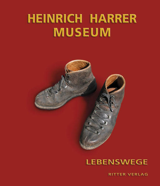 Heinrich Harrer Museum - Coverbild