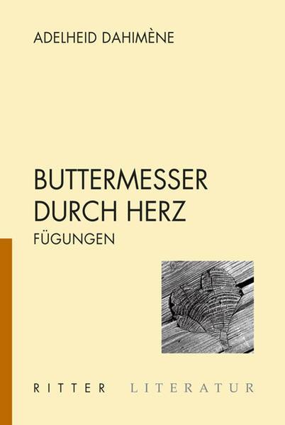 Buttermesser durch Herz - Coverbild