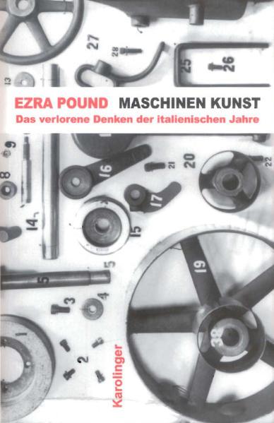 Maschinen-Kunst und andere Schriften - Coverbild