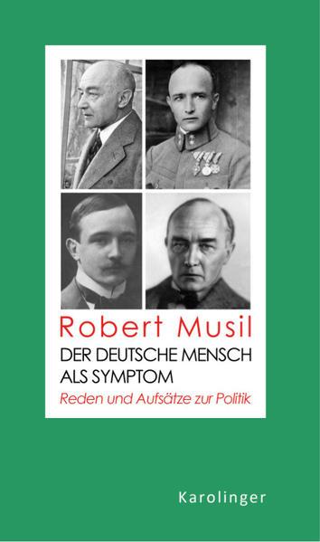 Der deutsche Mensch als Symptom - Coverbild