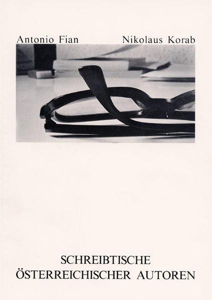 Schreibtische österreichischer Autoren - Coverbild