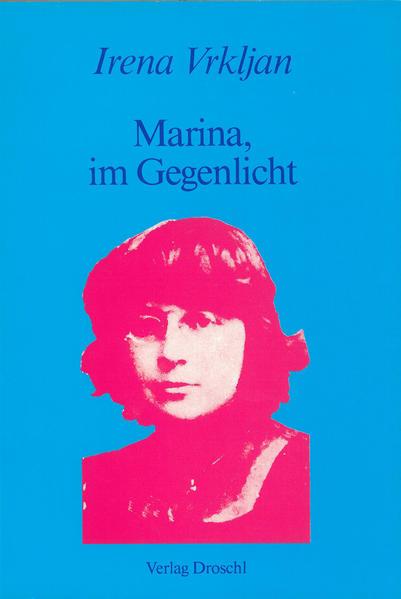 Marina, im Gegenlicht - Coverbild