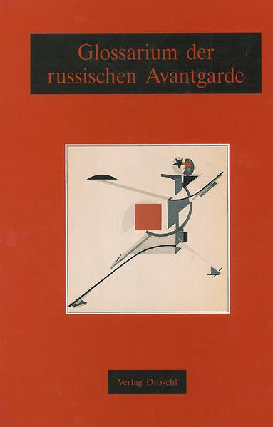 Glossarium der russischen Avantgarde - Coverbild