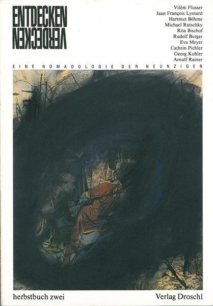 Herbstbuch zwei: EntdeckenVerdecken - Coverbild