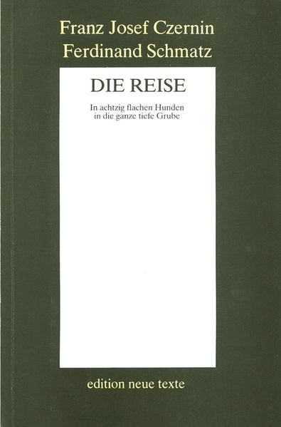 Die Reise - Coverbild