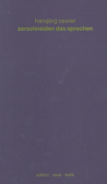 Kolloquium Neue Texte - Coverbild
