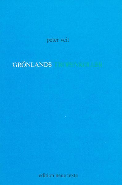 Grönlands Tropenkoller - Coverbild