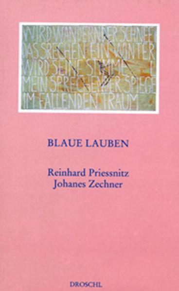 Blaue Lauben - Coverbild