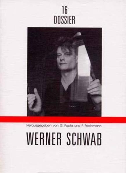 Werner Schwab - Coverbild