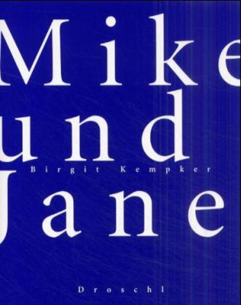 Mike und Jane - Coverbild
