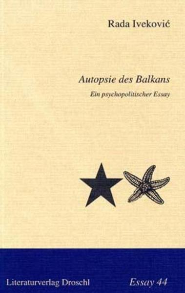 Autopsie des Balkan - Coverbild